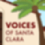 Voices of Santa Clara logo