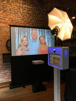 Photo Booth slideshow setup