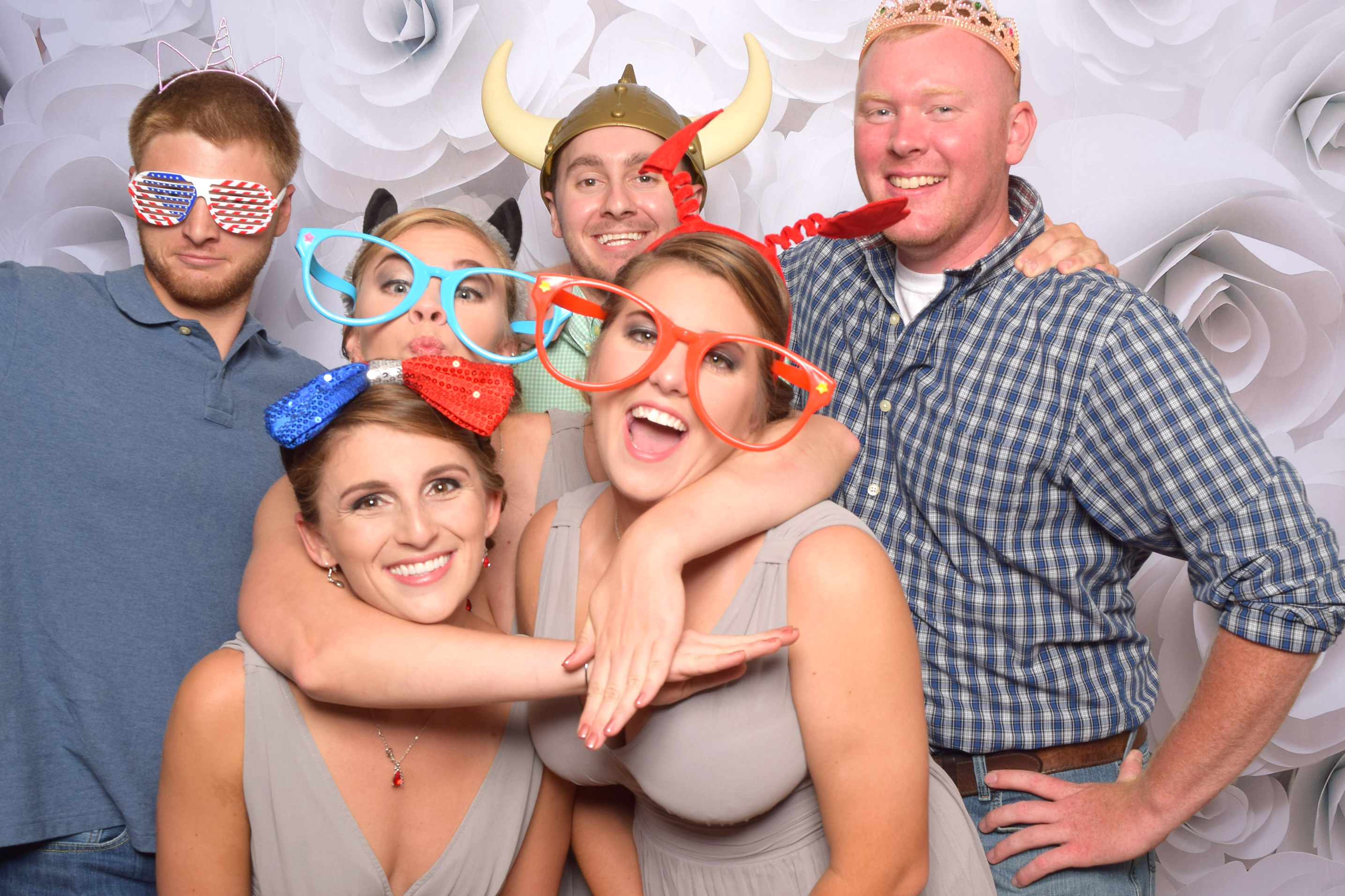 Bridal Party photo booth