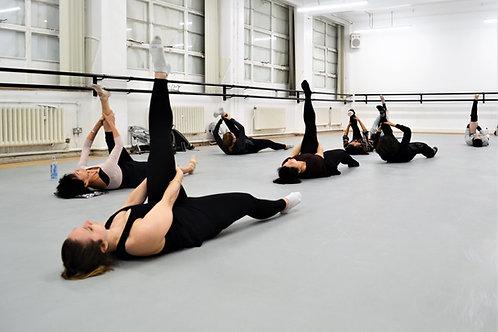 Online Ballet4life 10 Classes Block Booking Fee