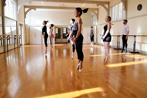 Online Ballet4life 5 Classes Block Booking - Concession Fee