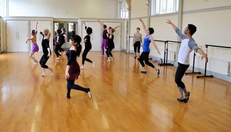 Ballet Int/Adv - St Peter's Hall