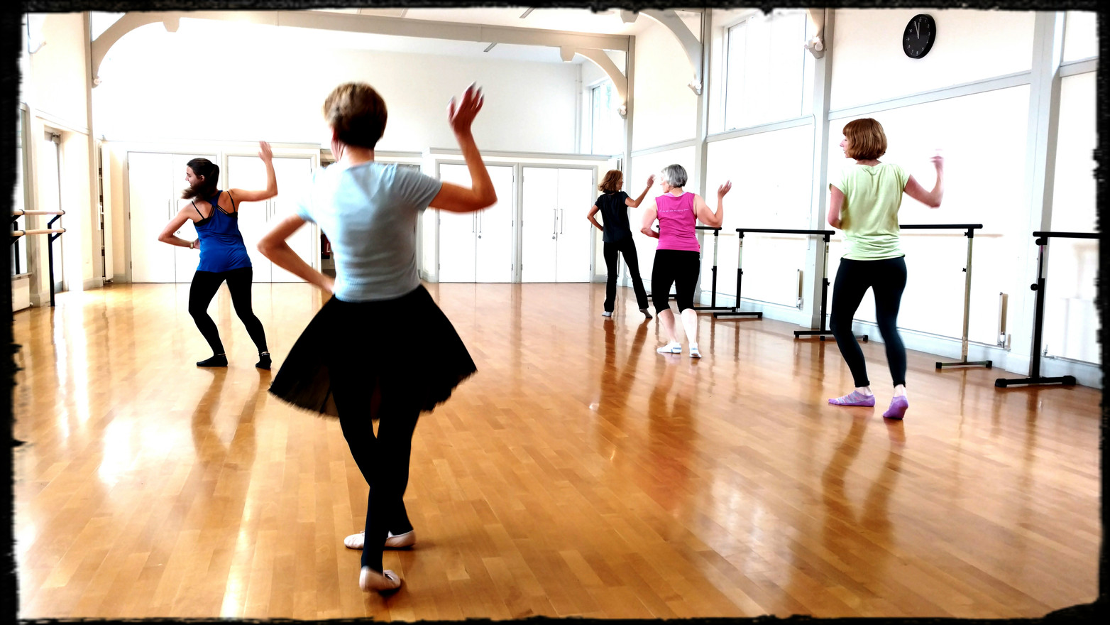 Dance movement class 50+ - St Peter's Hall