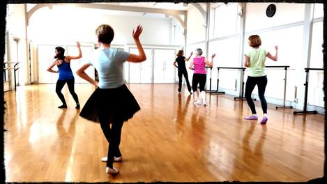 Dance movement class 50+ - St Peter's Hall