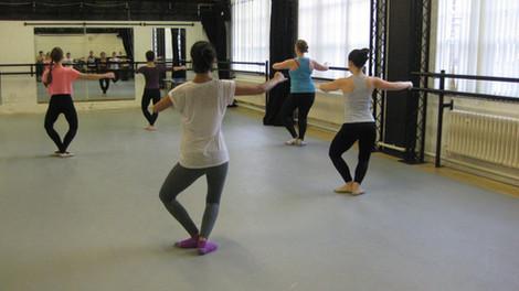 Ballet Beginner Course - Arts Ed