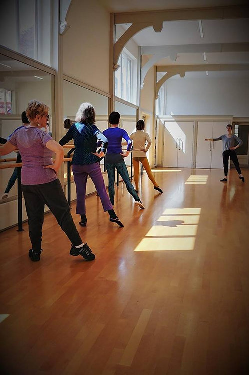 Online Ballet4Life Single Class-Concession Fee
