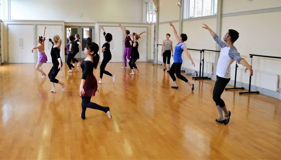 Saturday am Int/Adv Ballet