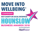 Hounslow business award logo 2018 Commen