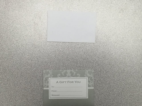 Gift Card Envelopes (each)