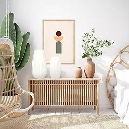 Lampes à poser écologiques et design par Quentin MARQUET