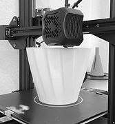 Impression 3D d'une lampe écologique et design Quentin MARQUET