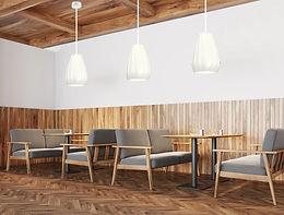Ensemble de lampes suspendues écologiques et design par Quentin MARQUET