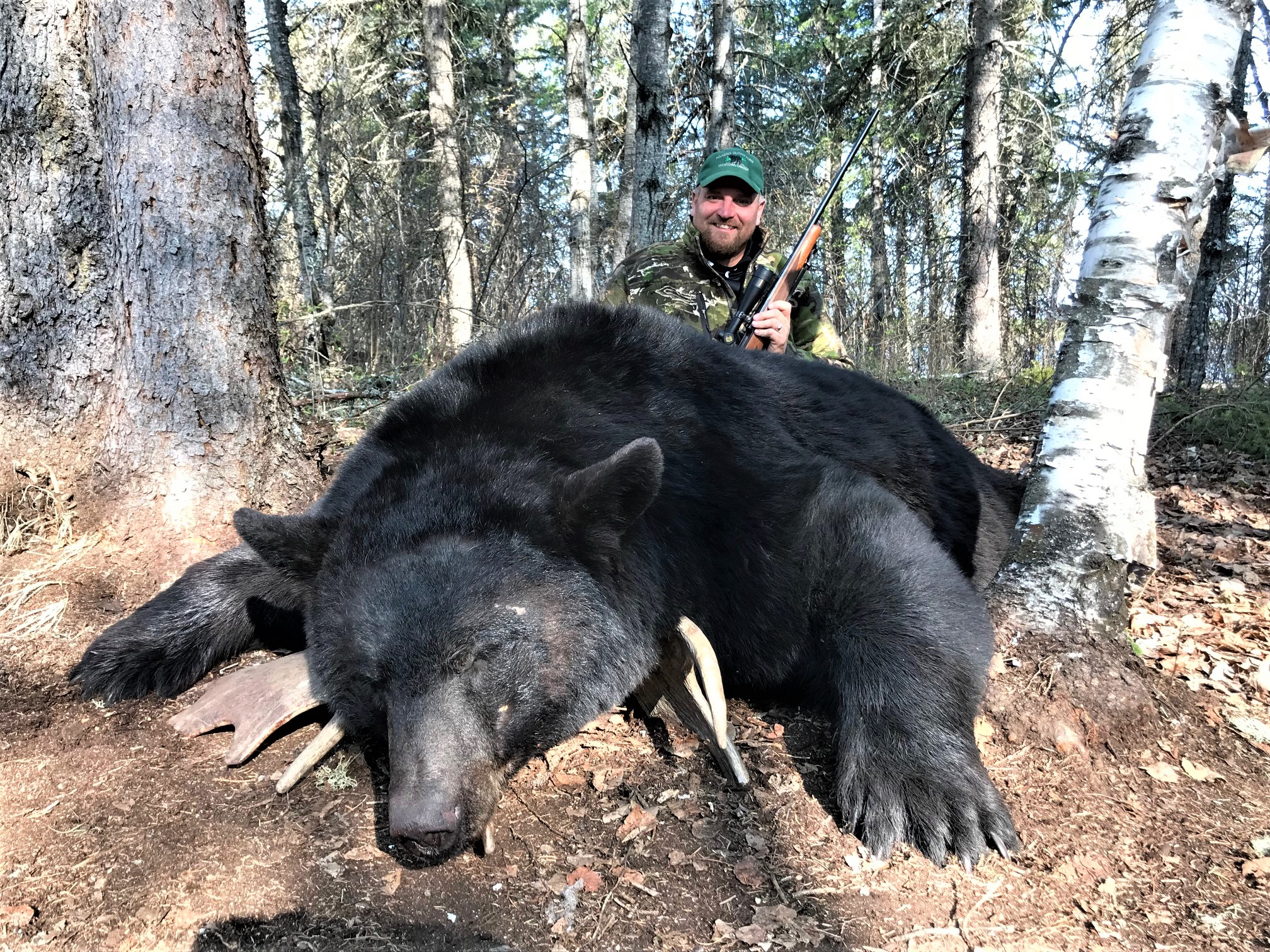 Bear Rappel