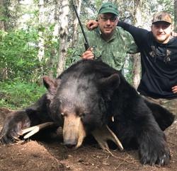 Bear 19 00 Bob Hansen