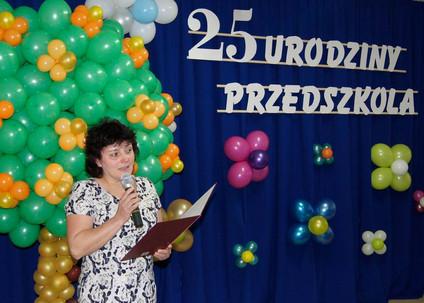 Przyjazna Planeta na 25-leciu Przedszkola Specjalnego   w Radomsku