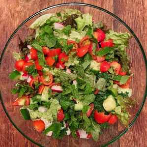 Raw Leafy Greens- Healing Benefits