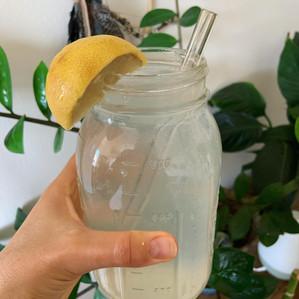 Lemon Water, Skin & Liver Health