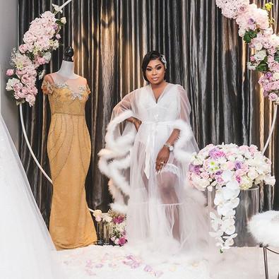 Bridal Room Decor