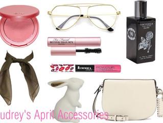 April Accessory Essentials
