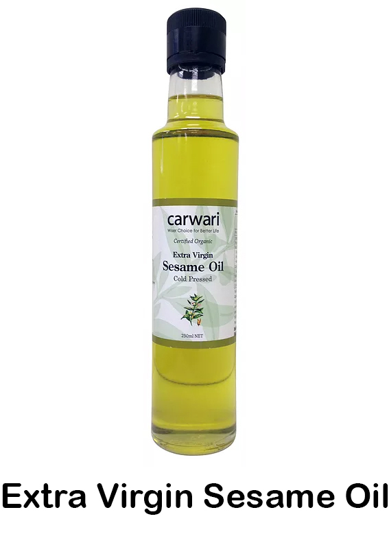 02.Extra Virgin Sesame Oil