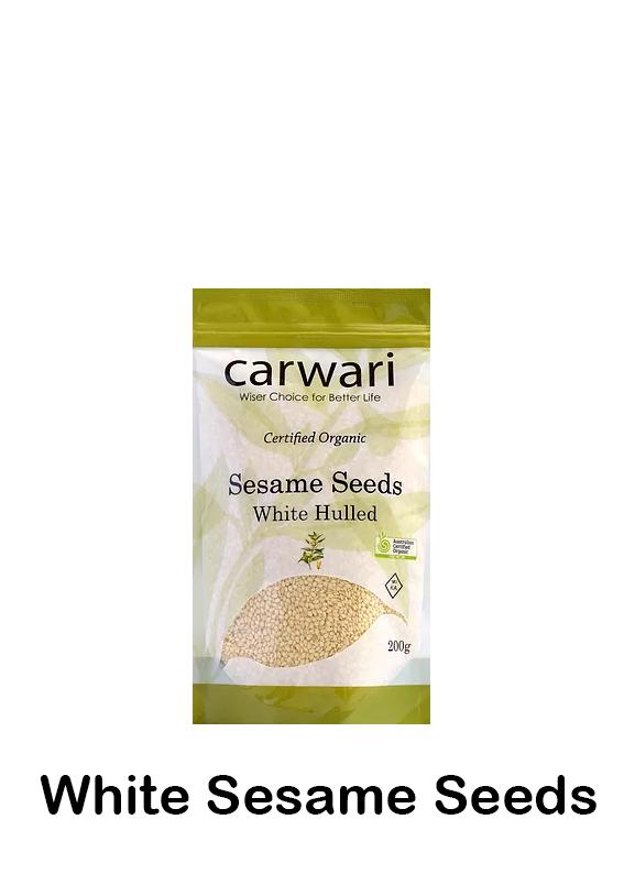 05.White Sesame Seeds