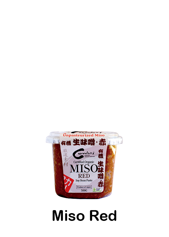 Miso Red