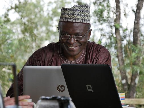 Le Dr Pierre-Marie Metangmo, Président de TOCKEM