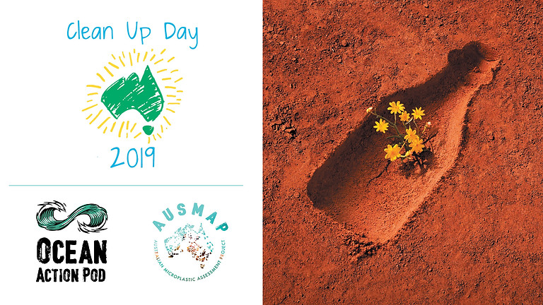 Clean Up Australia Day with AUSMAP at Coogee Beach NSW