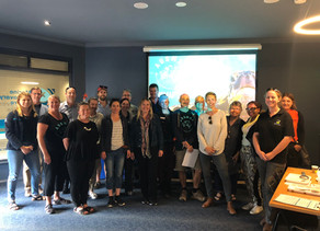 AUSMAP goes to Adelaide - our first South Australian facilitators are here!