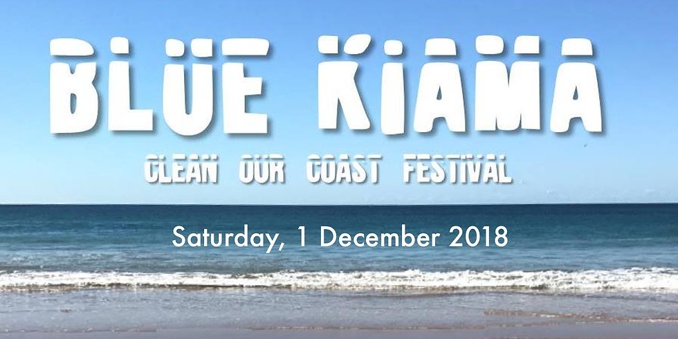 Blue Kiama - Clean our Coast Festival