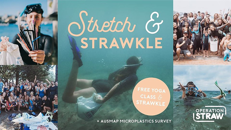 Stretch & STRAWkle