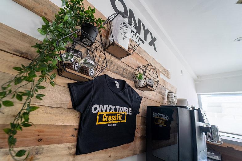 Onyx Tribe CrossFit T-shirt