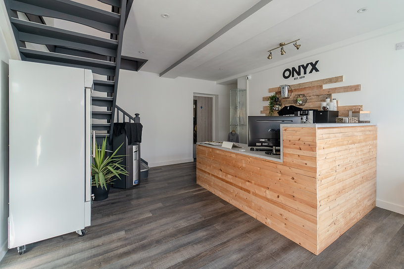 Onyx Tribe CrossFit receptionjpg