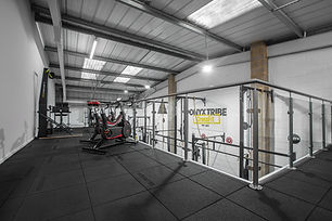 Wattbikes CrossFit gym