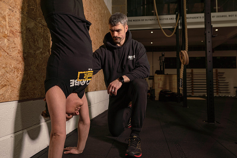 Personal Trainer with lady client.jpg