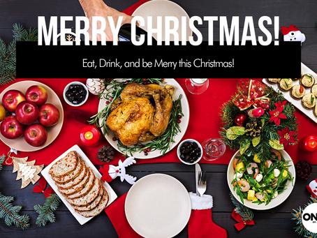 Enjoy your Christmas!