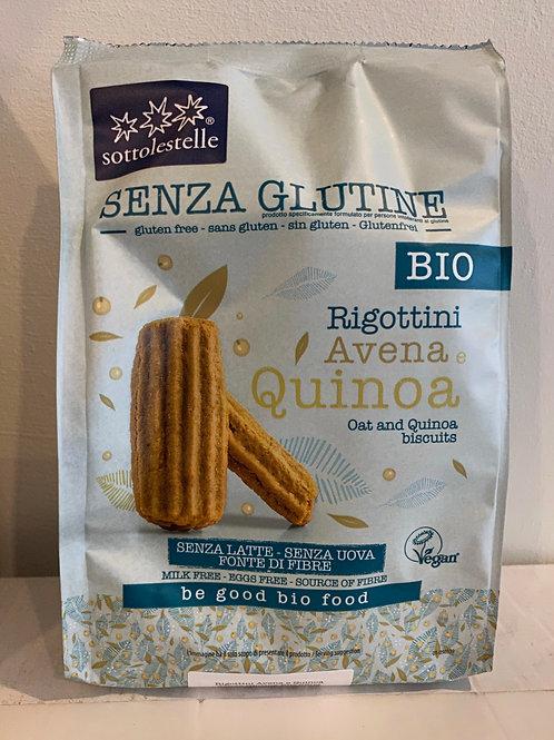 Rigottini Avena e Quinoa Gluten Free