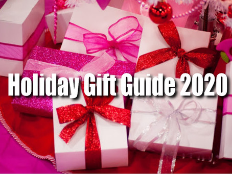 Holiday Day Gift Guide 2020