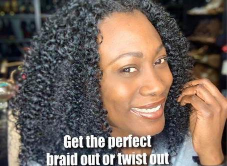 Get the perfect braid or twist out avoiding these mistakes