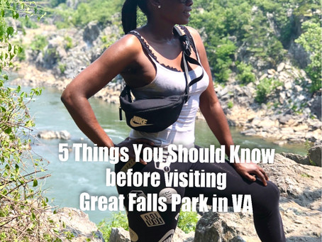 5 Things you should know before visiting Great Falls Park in Virginia