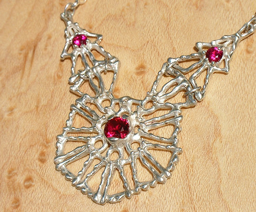 Fanwater Ruby Pendant