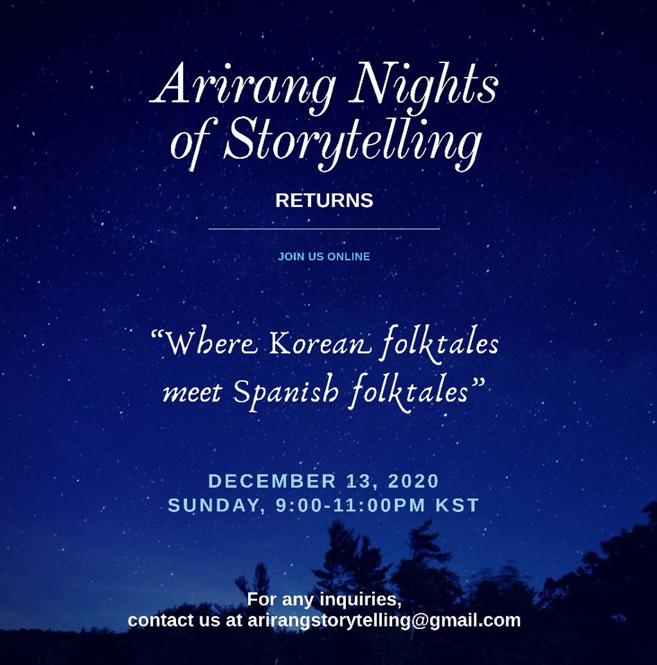 Arirang Nights of Storytelling
