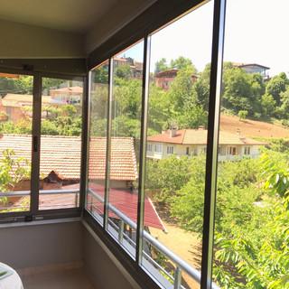 bursa ısıcamlı cam balkon