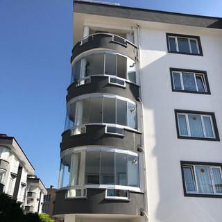 bursa cam balkon fiyatları