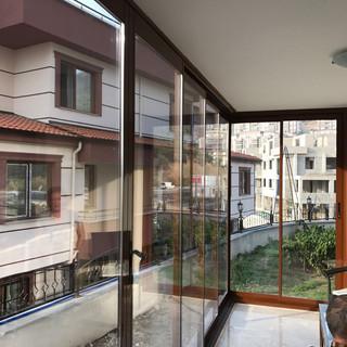 bursa balkon camlama