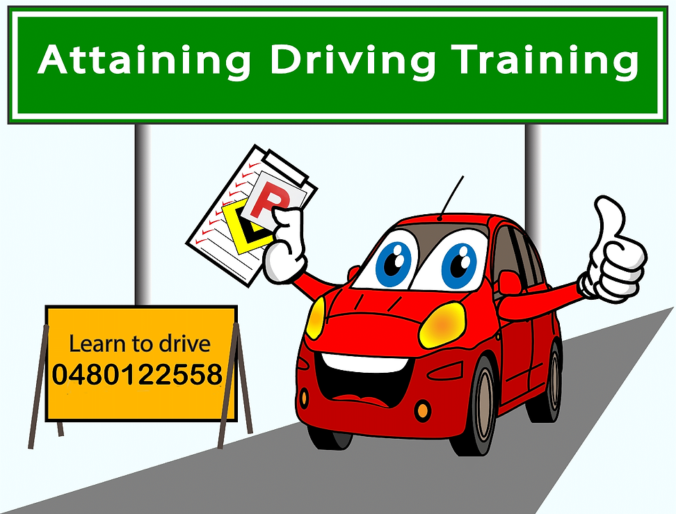 Attaining Driving Training Driving School Lessons Darwin Palmerston Humpty Doo Coolalinga