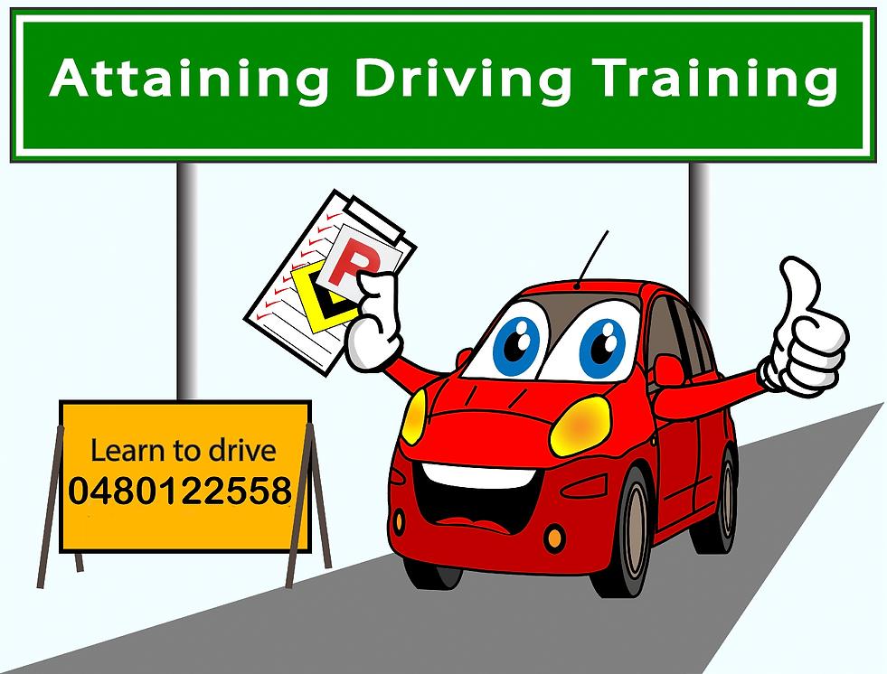 Attaining Driving Training