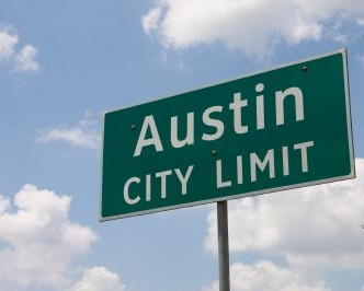 Driving Back to Austin