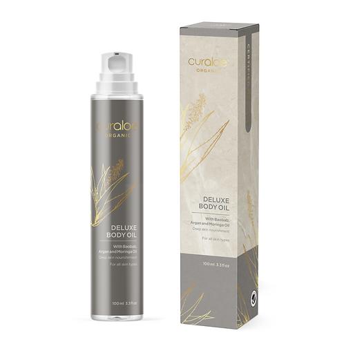 Deluxe Body Oil Organic