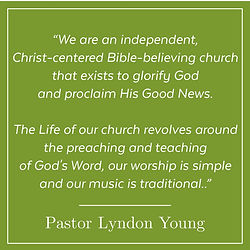 baptist independent bible believing church